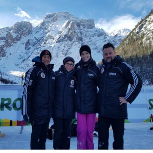 Pragser Wildsee mit Trauner Beteiligung News Curling