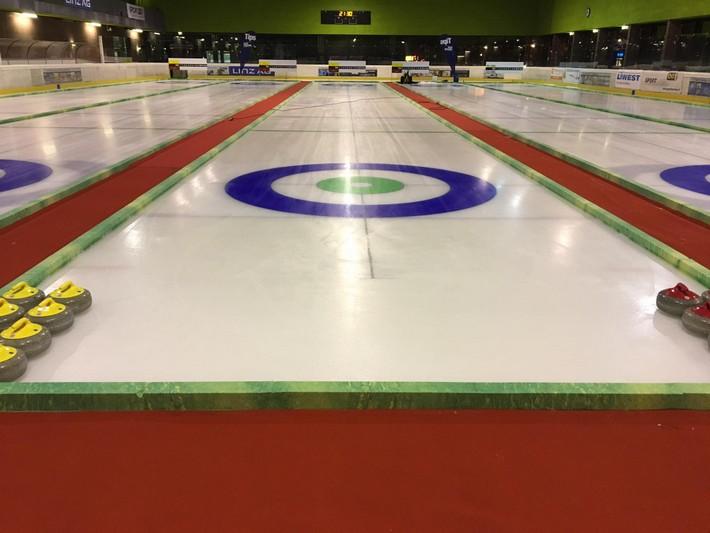 Vorbericht zu den Curling Staatsmeisterschaften in Linz
